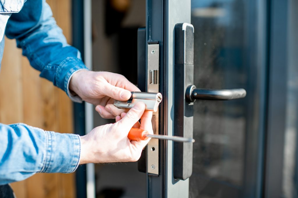 Locksmith East London